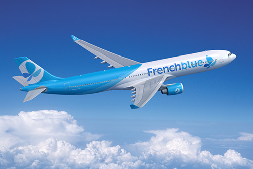 French Blue s'installe sur le low cost long courrier (photo French blue)