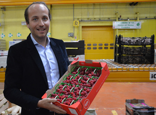 Vincent Canavese veut consolider ses marges (photo NBDC)