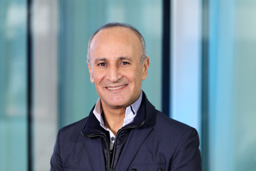 Mondher Mahjoubi prend les commandes d'Innate Pharma (photo Innate Pharma)