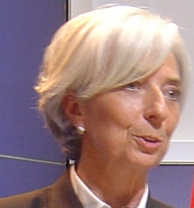 Christine Lagarde échappe à la prison (photo : F.Dubessy)