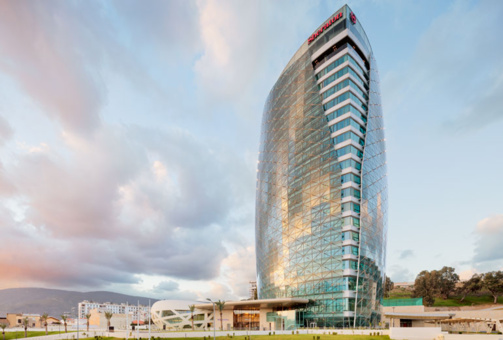 Le Sheraton Annaba ouvre ses portes (photo : Mariott International)