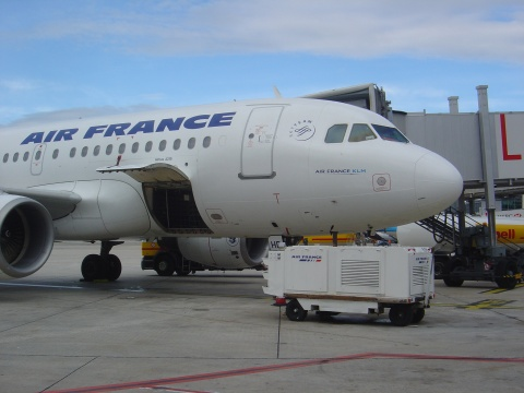 Les avions Air France pourraient rester cloués au sol du 18 au 20 mars 2017 (photo : F.Dubessy)