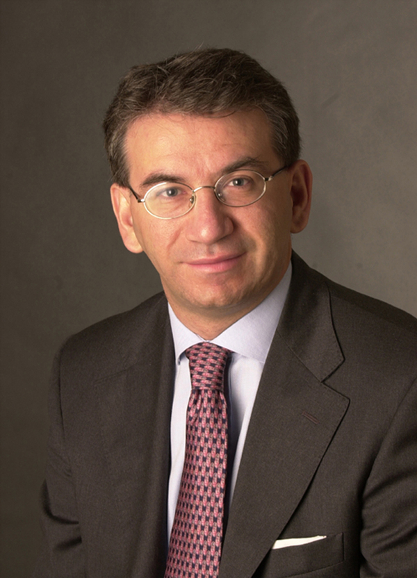Roberto Nicastro, deputy CEO d'Unicredit Group