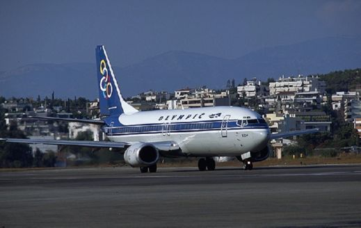 L'avenir d'Olympic Airlines sera connu ce mois ci (photo Olympic Airlines)