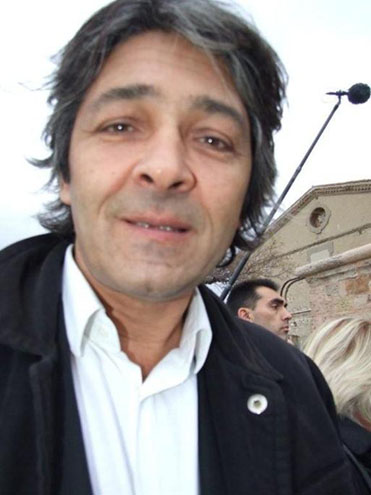 Rudy Ricciotti, l'architecte du projet Mucem (Photo NBC)