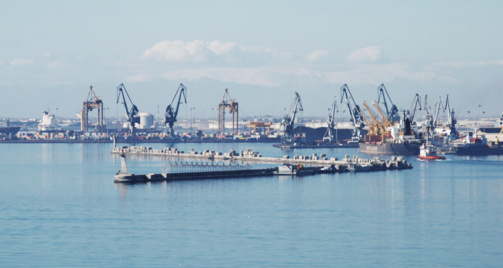 Le port de Thessalonique attendait sa privatisation depuis 2014 (photo : DR)