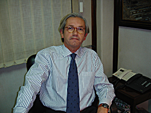 Francisco Arderius, Pdg d'UNM (photo NBC)