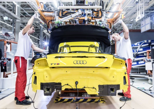 Asas Systems intervient dans l'industrie automobile (photo Isastur)