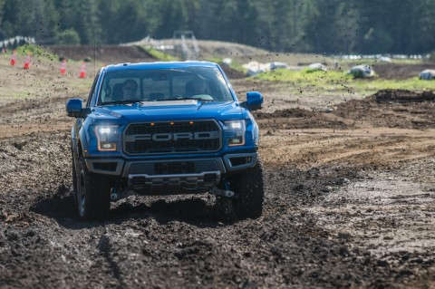 La nouvelle Ford F-150 Raptor (photo : Ford)