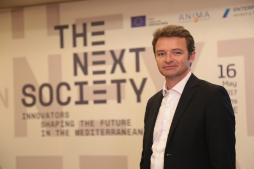 Emmanuel Noutary, délégué général d'Anima Investment Network, chef de file de The Next Society (photo : DR)