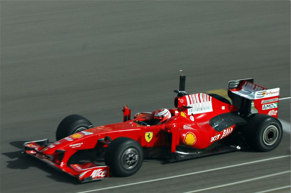 Les circuits privés de Ferrari en 2010 ? (photo XDR)