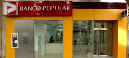 Banco Popular évite la faillite (photo : DR)