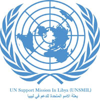 La mission des Nations Unies en Libye appelle à éviter l'escalade (logo : UNSMIL)