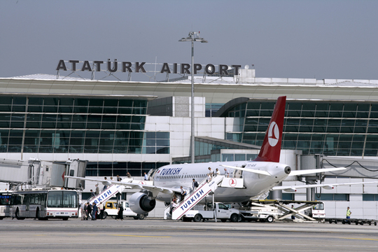Le dynamisme de Turkish Airlines dope l'industrie touristique. (Photo Atatürk Airport)