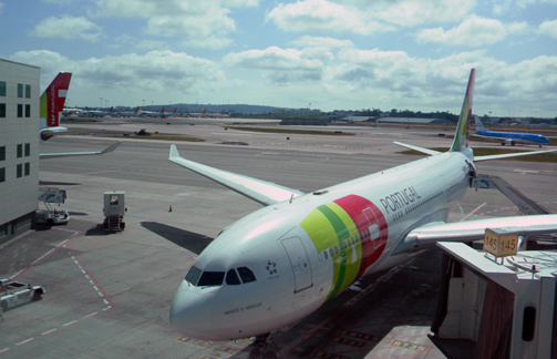 Le trafic passagers de Tap Air Portugal progresse de 21,7% en 2017 (photo : BL)