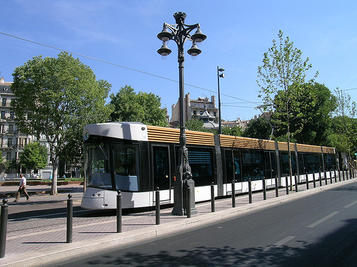 Tramway, métro, bus, vélo et navettes maritime adopte une billettique sans contact (photo DR)