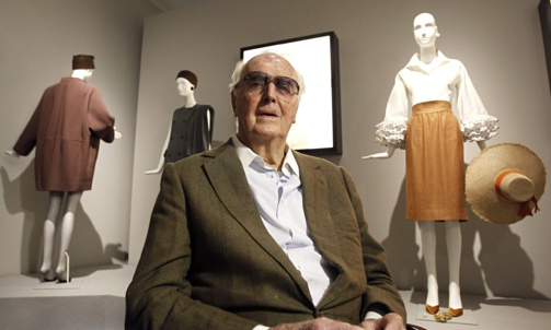 Hubert de Givenchy avait créé la maison de haute couture Givenchy (photo : DR)