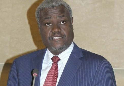 Moussa Faki Mahmat s'inquiète de la situation en Libye (photo : FB)