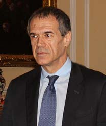 Carlo Cottarelli va proposer un gouvernement technique (photo Ambassade italienne USA)
