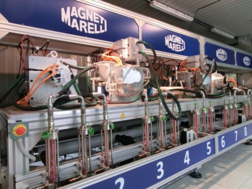 Magneti Marelli va ouvrir deux sites de production de pièces automobile près de Tanger. Photo Magneti Marelli.