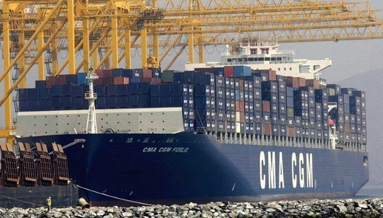 Le groupe CMA CGM restructure son capital (photo DR)