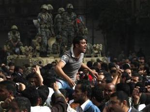 Les manifestations se poursuivent en Egypte (photo DR)