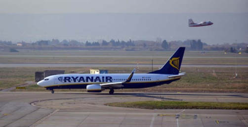 Ryanair poursuit ses accords avec ses pilotes (photo : F.Dubessy)
