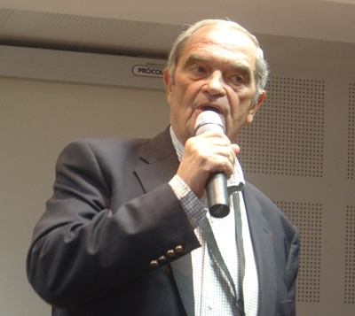 Georges Colson, président national du Snav, se félicite de cette unification (photo F.Dubessy)