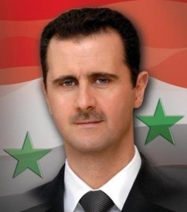Bachar el-Assad tente de reprendre la main (photo DR)
