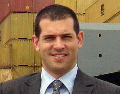 Paul Tourret. Directeur Isemar. Photo Isemar.
