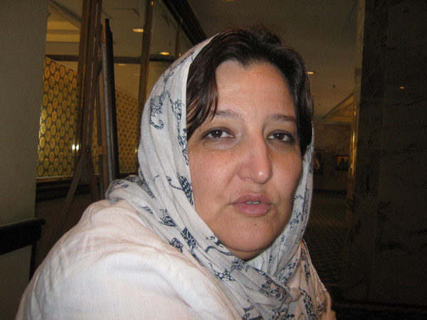 Wassila Mouzai (photo AB)