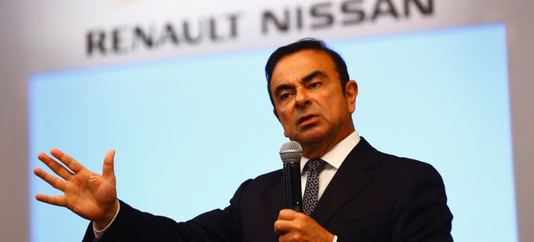 Carlos Ghosn va perdre son dernier mandat (photo : Renault)