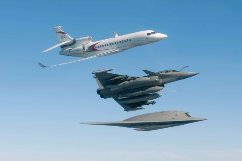 Dassault Aviation prévoit une forte progression du chiffre d'affaires en 2019 (photo : Dassault Aviation)