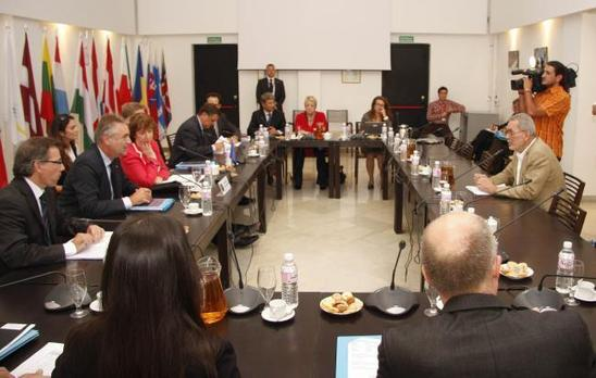 La task force Tunisie-Union européenne accorde 175 M€ à la Tunisie (photo Europa Service)