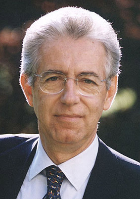 Mario Monti va remplacer Silvio Berlusconi (photo Spinelli Group)