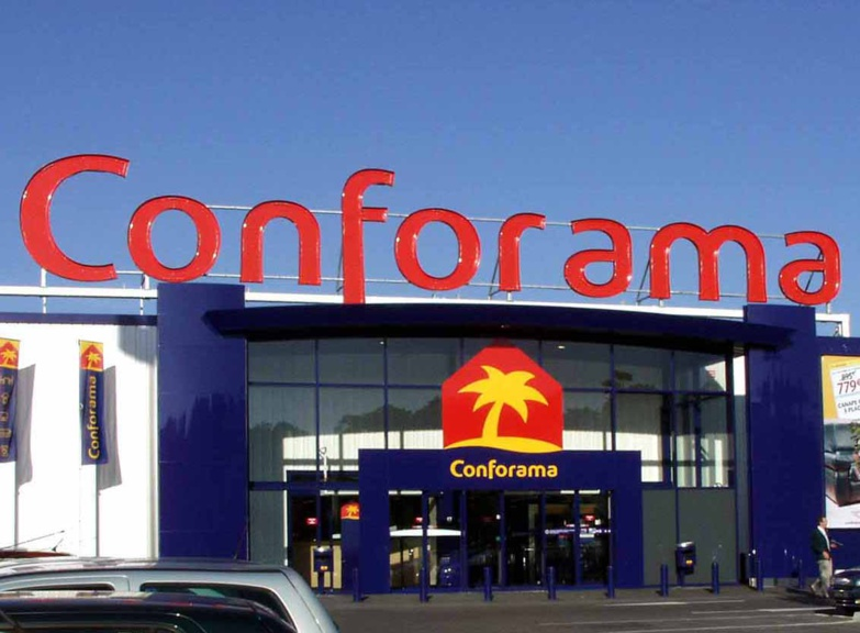 Conforama va fermer 32 magasins (photo : Conforama)