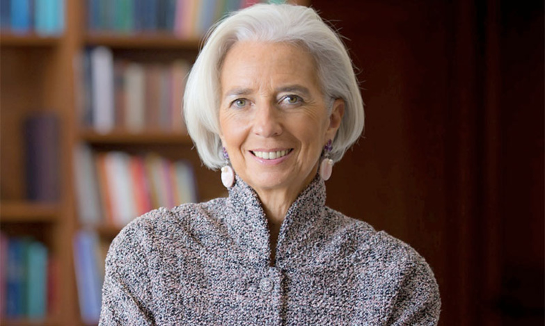 Christine Lagarde va présider la BCE. Photo FMI