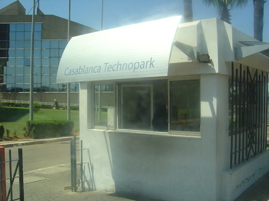 Meolink va s'implanter dans le Casablanca Technopark (photo : Frédéric Dubessy)