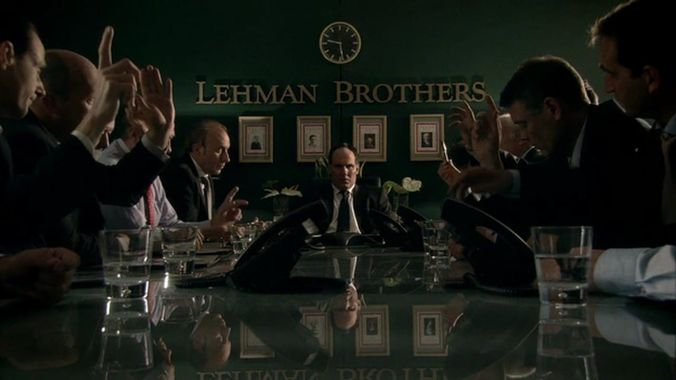 Et si Lehman Brothers avait été Lehman Sisters ? (photo : film The last days of Lehman Brothers)