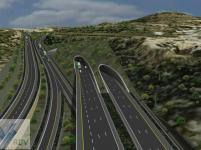 L'Israël national roads lance un appel d'offres (photo iroads)