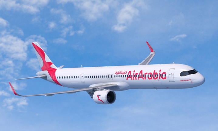 Air Arabia commande 20 A321XLR (photo : Airbus)