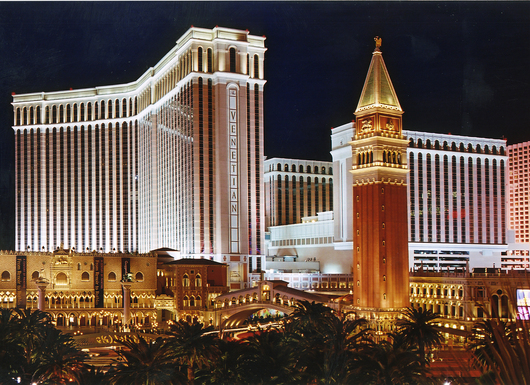 Le Venitian à Macao pourrait servir de modèle à « l'Euro Vegas » (photo :  Las Vegas Sands Corporation)