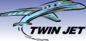 Twin Jet poursuit son développement (logo Twin Jet)