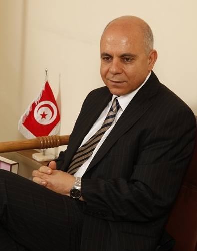 Noureddine Zekri sera le prochain président d'Anima (photo Fipa)