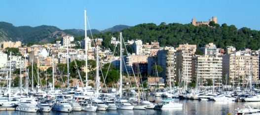 Le port de Palma de Majorque (photo DR)