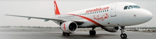Air Arabia Maroc concurrencera Air France et Royal Air Maroc sur Casablanca-Toulouse (photo Air Arabia)