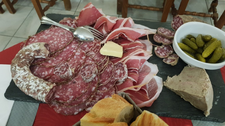 L'entente portait sur le prix de la charcuterie (photo : F.Dubessy)