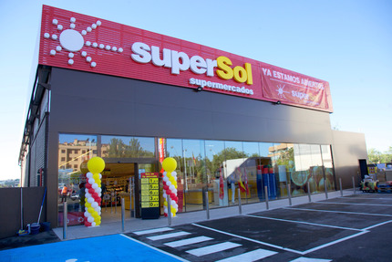 Carrfour se renforce en Espagne avec la rachat de Supersol. Photo Supersol.