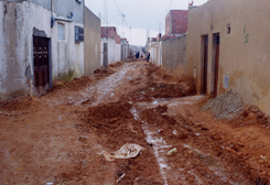Un partenariat international doit améliorer les conditions de vie des habitants de 119 quartiers populaires de Tunisie (photo AFD)