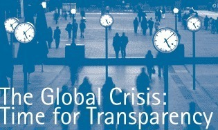 Transparency International publie l'indice de corruption de 2012 (photo de l'organisme)